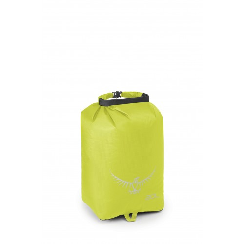 Ultralight Drysack 20L Electric Lime