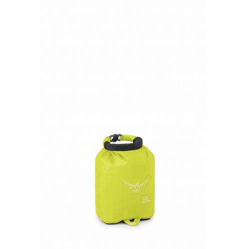 Ultralight Drysack 3L Electric Lime